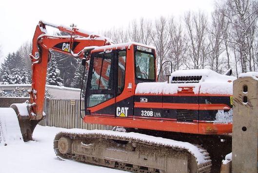 冬天如何保养挖掘机?给你支七招