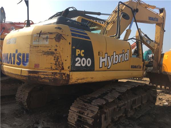 二手小松PC200-8MO挖掘机转让信息图片