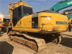 二手小松PC210-7挖掘机