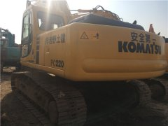 小松PC2206二手挖掘機