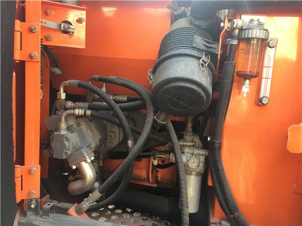日立ZX70進口二手挖掘機出售液壓泵