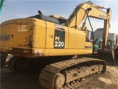 小松PC2208二手挖掘机