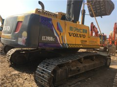 沃爾沃EC290二手挖掘機