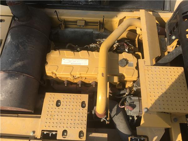 进口卡特336D二手挖掘机出售信息发动机