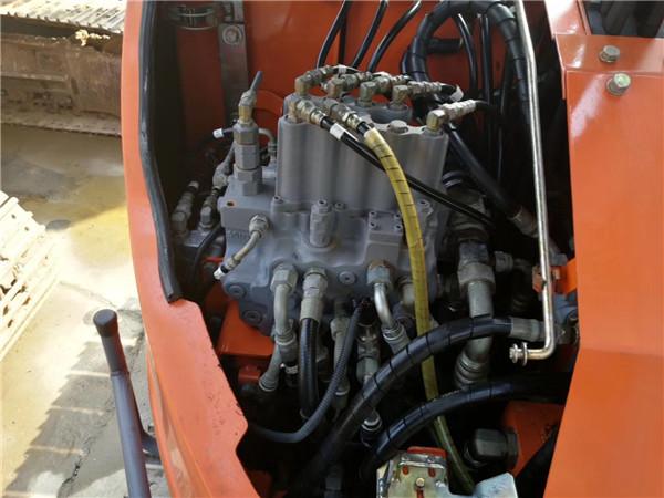海关日立ZX75无尾二手小挖机液压泵