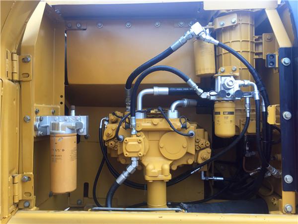 進口卡特320D二手挖掘機出售液壓泵