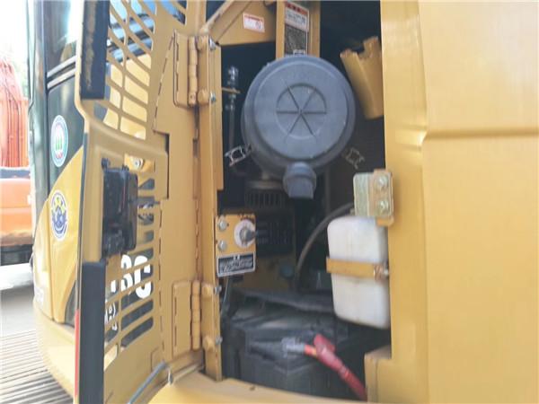 进口卡特313C无尾二手挖掘机出售接收器