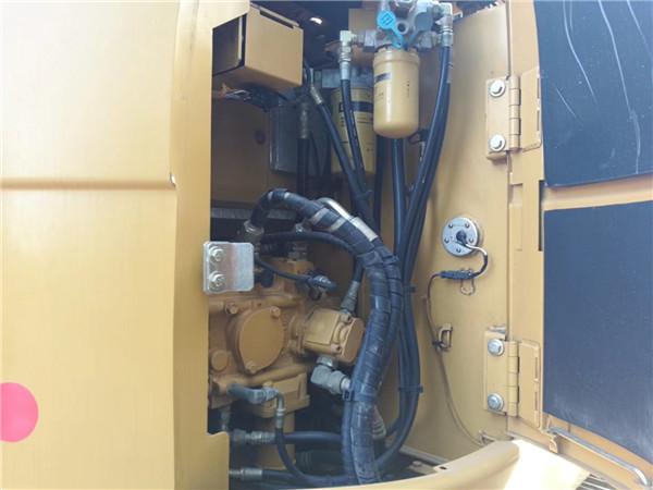 进口卡特313C无尾二手挖掘机出售液压泵