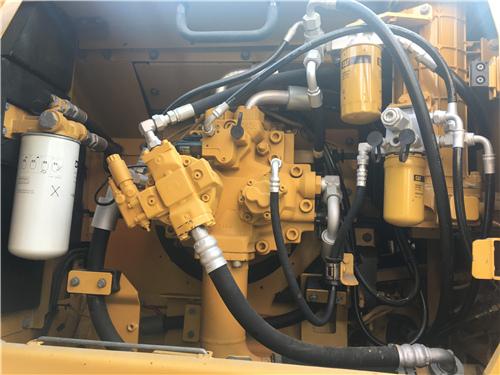 进口卡特336D二手挖掘机市场转让大泵