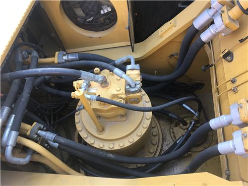 进口卡特336D二手挖掘机市场转让分配器