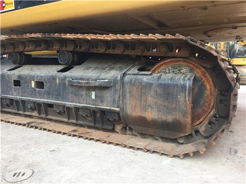 进口卡特336D二手挖掘機市場转让履带
