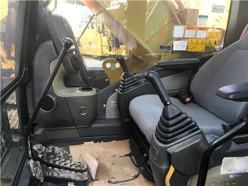 进口卡特336D二手挖掘機市場转让驾驶室