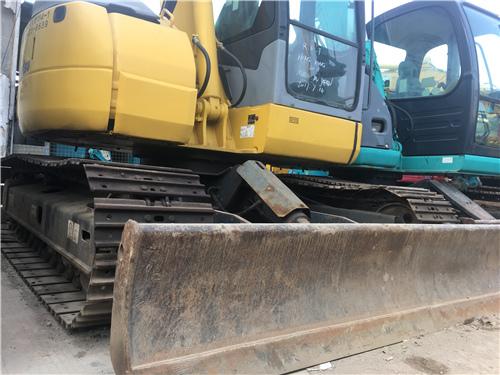 进口小松78US无尾二手挖掘机推土铲