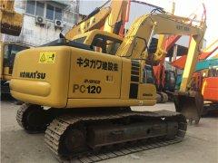 進口小松PC1206EO二手挖機