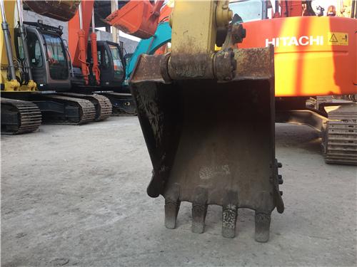 進口小松PC120-6EO二手挖掘機挖斗