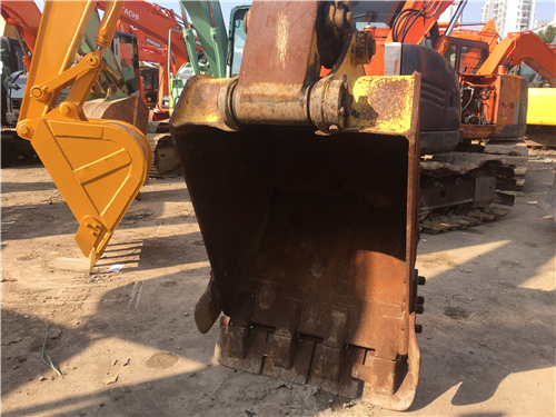 進口二手小松138US挖掘機挖斗