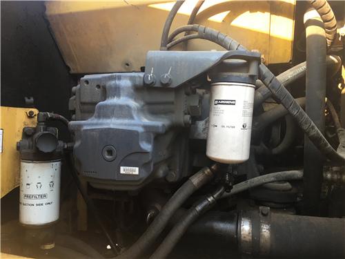 小松PC200-8中型二手挖机液压泵