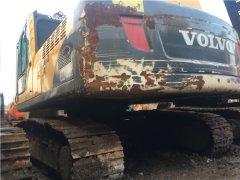沃尔沃EC240二手挖土机
