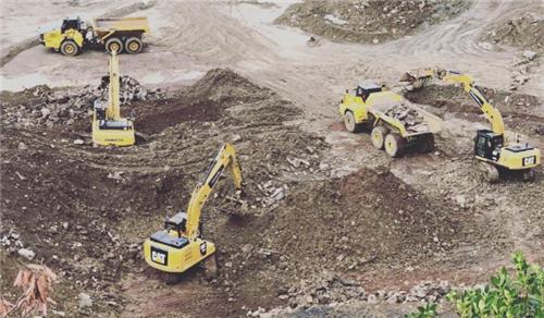挖掘机发动机突然转速下降是什么情况?怎么办?