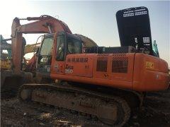 二手日立ZX350LC挖掘機