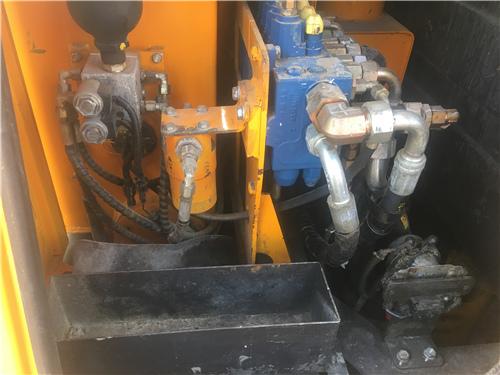 三一60-9二手挖掘機液壓泵