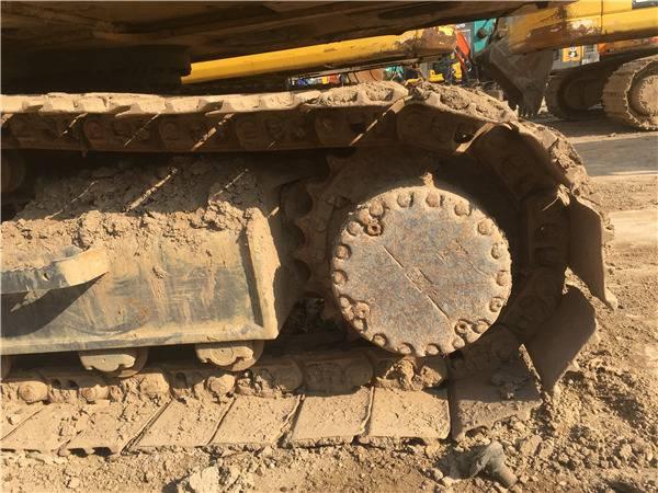 二手小松200-8挖掘機履帶