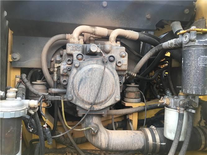 二手小松160挖掘機液壓泵