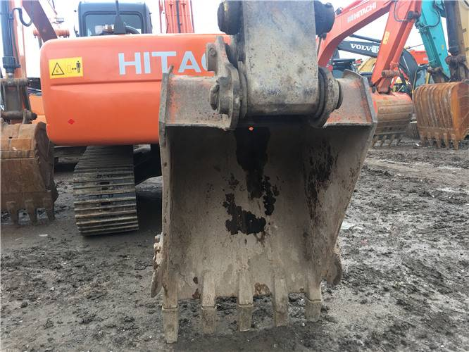 二手小松160挖掘機挖斗