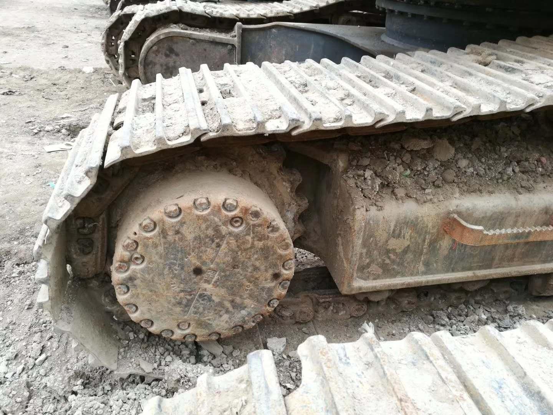 二手小松300挖掘機履帶