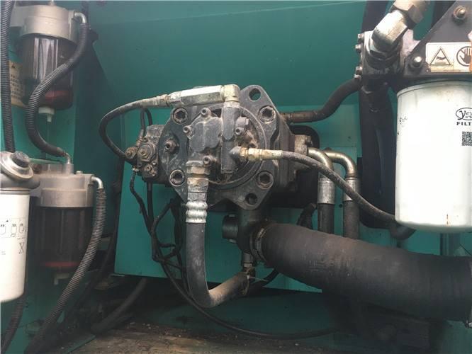二手神钢350挖掘机液压泵