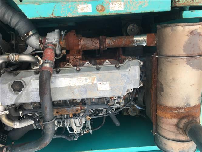 二手神钢350挖掘机发动机