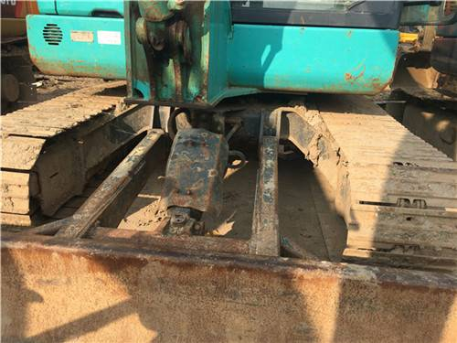 二手神钢60挖掘机推土板