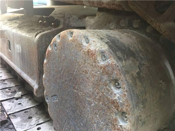 進口二手神鋼210-12挖掘機履帶