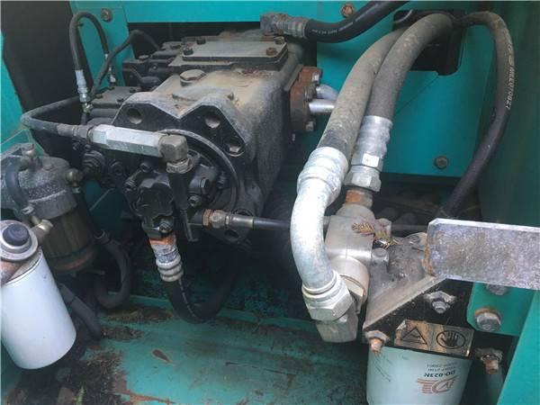 進口二手神鋼210-12挖掘機液壓泵