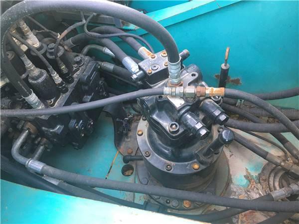 進口二手神鋼210-12挖掘機分配器