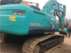 神鋼250-8二手挖掘機