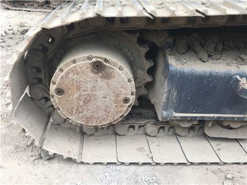 神鋼250-8二手挖掘機履帶
