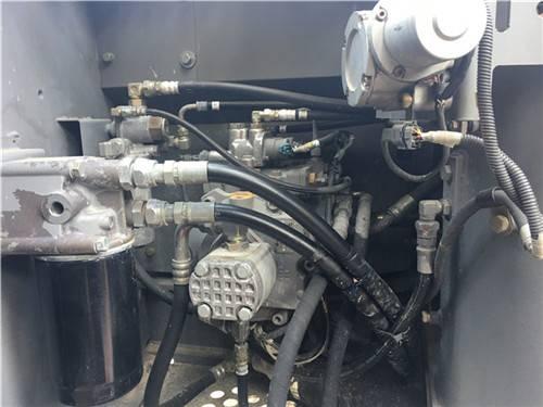 進口二手日立zx120挖掘機液壓泵