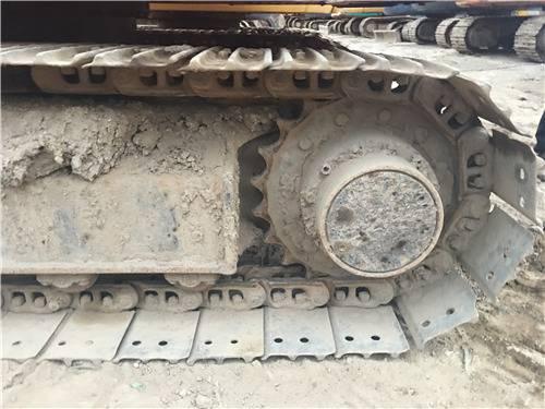 日立zx70二手挖掘機履帶