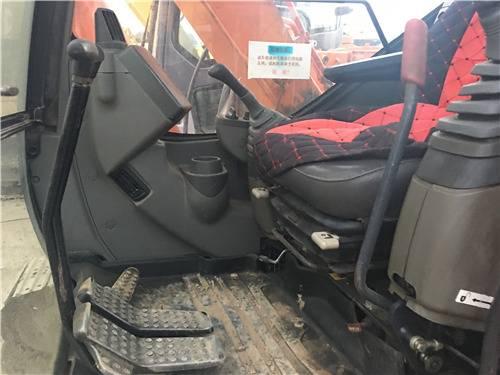 日立zx70二手挖掘機駕駛室