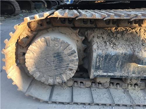 卡特323D二手挖掘機履帶