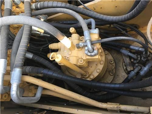 卡特323D二手挖掘機分配器