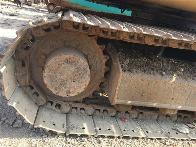 卡特307D二手挖掘機履帶