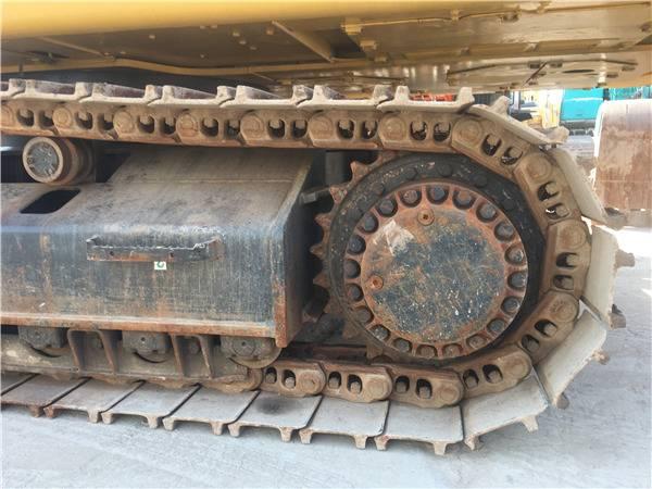 卡特336二手挖掘機履帶