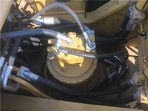 卡特336二手挖掘機分配器