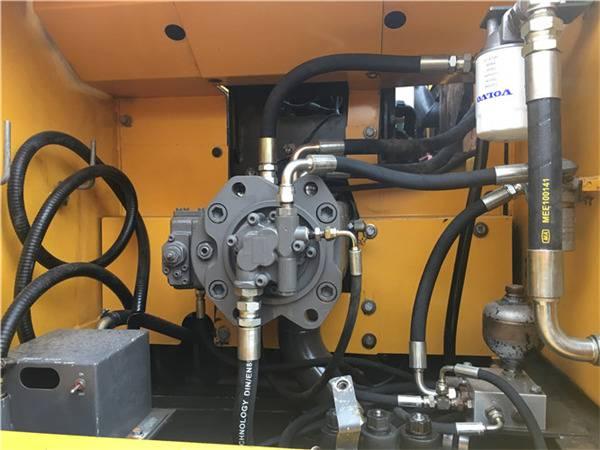 二手沃爾沃210挖掘機液壓泵