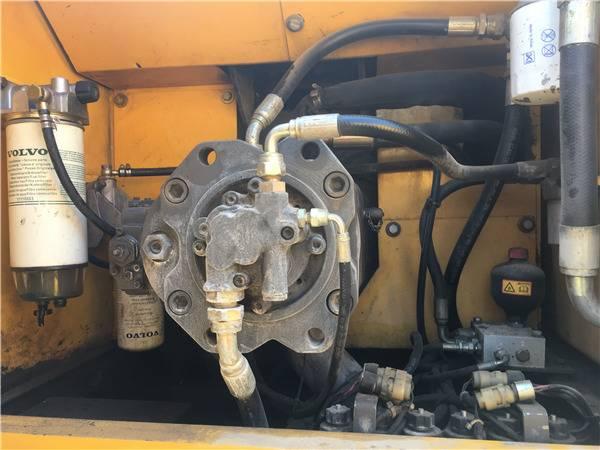 二手沃尔沃290挖掘机液压泵