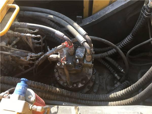 二手沃尔沃290挖掘机分配器