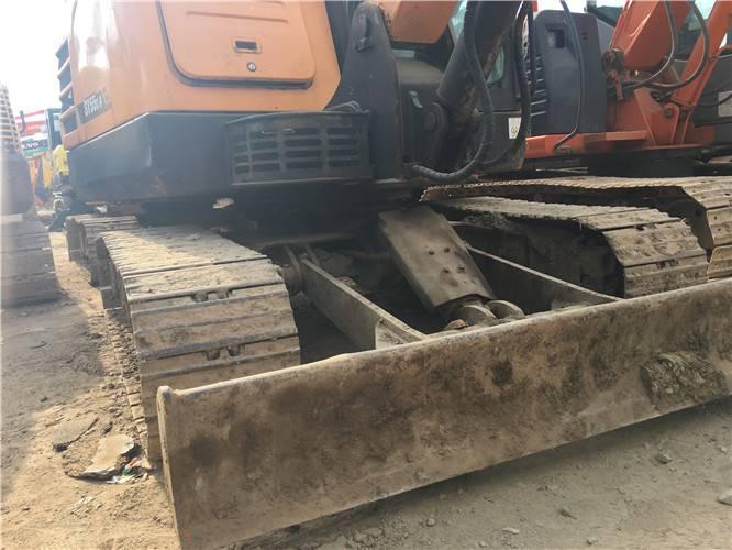 三一55-9二手挖掘機推土板