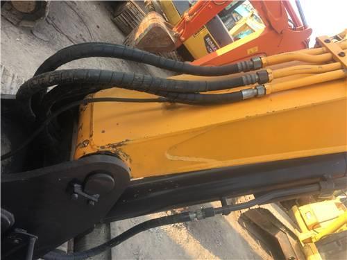 三一60二手挖掘機油管